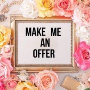 Make Me An Offer! ♥️